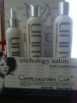 Trichology Salon door prize