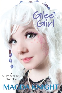 GLEE GIRL available for Kindle and nook.